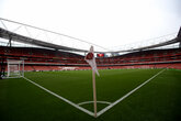 Arsenal fixture moved to Sunday