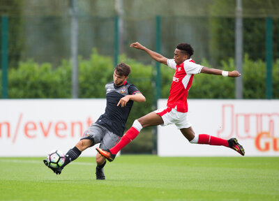 U18 Report: Arsenal 3-0 Saints