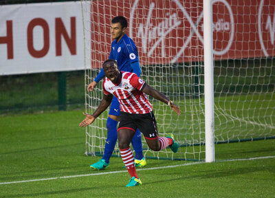Olomola in confident mood after Foxes brace