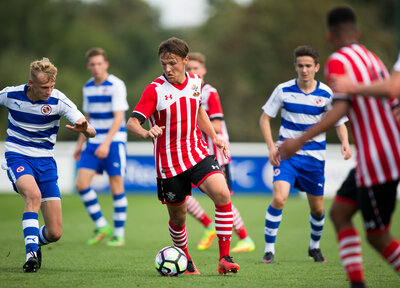U18 Highlights: Reading 1-1 Saints