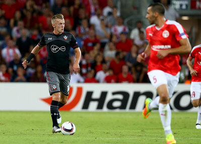 Ward-Prowse: A valuable away point