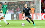 Oriol Romeu during the UEFA Europa League match between Hapoel Be'er Sheva F.C. and Southampton at Turner Stadium, Beersheba, Israel on 29 September 2016. Photo by Matt  Watson/SFC/Digital South.