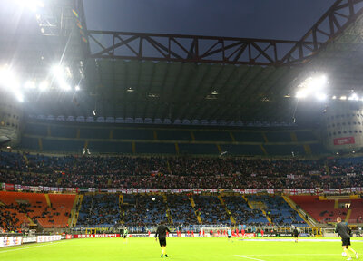 On This Day: Saints descend on the San Siro