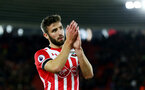 Sam McQueen during the Premier League match between Southampton and Everton at St Mary's Stadium, Southampton, England on 27 November 2016. Photo by Matt  Watson/SFC/Digital South.