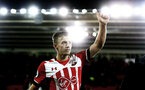 James Ward-Prowse during the Premier League match between Southampton and Everton at St Mary's Stadium, Southampton, England on 27 November 2016. Photo by Matt  Watson/SFC/Digital South.