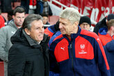 Puel looks forward to Wenger reunion