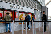 Ticketing system back online