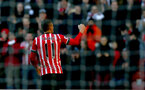 Dusan Tadic during the Premier League match between Southampton and Leicester City at St Mary's Stadium, Southampton, England on 21 January 2017. Photo by Matt Watsonr/SFC/Digital South.
