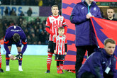 Become an away mascot for Saints
