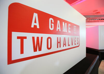 A Game Of Two Halves is back!