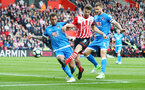 Jay Rodriguez shoots during the Premier League match between Bournemouth and Southampton at Vitality Stadium, Bournemouth, England on 18 December 2016. Photo by Matt Watson/SFC/Digital South.