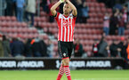 Maya Yoshida (Southampton) applauds the fans during the Premier League match between Southampton and Bournemouth at St Mary's Stadium, Southampton, England on 1 April 2017.