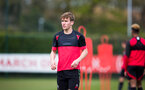 jake vokins During a Southampton FC U18's and U23's training session at the Staplewood Campus, on the 20th April 2017