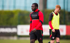 olufela olomola During a Southampton FC U18's and U23's training session at the Staplewood Campus, on the 20th April 2017