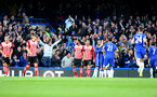 Chelsea go 1-0 up during the Premier League match between Chelsea and Southampton at Stamford Bridge, London. Photo by Matt Watson/SFC/Digital South.