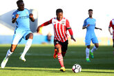 U23 Gallery: Man City 4-2 Saints