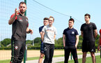 A Southampton FC Sports Science Summit takes place at the Staplewood Campus, Southampton, 24th May 2017, Matt Sayce