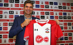 New Southampton FC manager Mauricio Pellegrino arrives for his first day at the club, pictured at Southampton FC's Staplewood Campus, Southampton, 30th June 2017