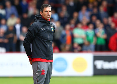 Video: Pellegrino on Brentford draw