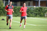 Video: Cédric on pre-season return