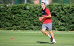Oriol Romeu during a Southampton FC pre season training session at the Staplewood Campus, Southampton, 31st July 2017