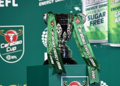 Carabao Cup quarter final draw made