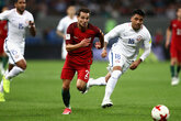 Cédric and Armstrong kick-off Nations League campaigns