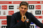 Press conference (part one): Pellegrino previews Palace