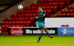 WALSALL, ENGLAND - SEPTEMBER 11: Southamton's Virgil Van Dijk during the Premier League 2 match between Aston Villa and Southampton, at Banks' Stadium on September 11, 2017 in Walsall, England. (Photo by Matt Watson/Southampton FC via Getty Images)
