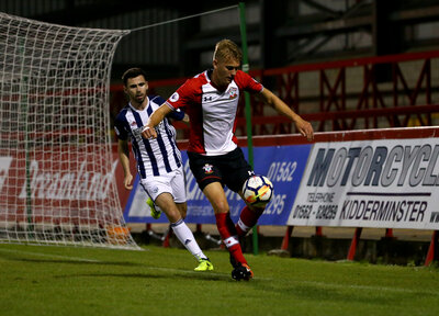 U23 Highlights: West Brom 0-1 Saints