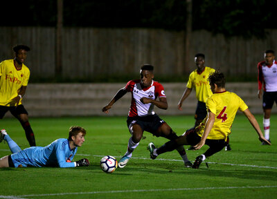 U23s Report: Saints 1-2 Watford