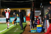 Jaïdi delighted with dogged Saints