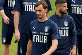 Play-offs await for Gabbiadini's Italy