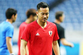 World Cup warm-up for Yoshida's Japan