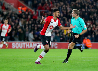 Video: Boufal on his West Brom winner