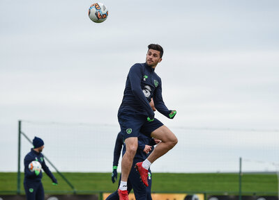 Long set for huge World Cup play-off in Dublin