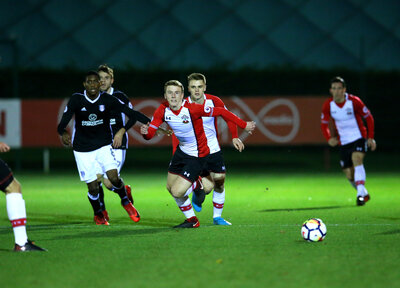 U23 Gallery: Saints 3-4 Fulham