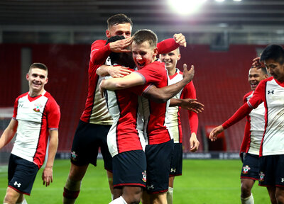 U18 Gallery: Saints 4-1 Wolves