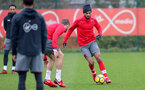 SOUTHAMPTON, ENGLAND - JANUARY 09: Sofiane Boufal of Southampton FC during a training session at the Staplewood Campus on January 9, 2018 in Southampton, England. (Photo by Matt Watson/Southampton FC via Getty Images)