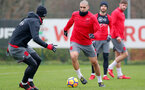 SOUTHAMPTON, ENGLAND - JANUARY 09: Oriol Romeu of Southampton FC during a training session at the Staplewood Campus on January 9, 2018 in Southampton, England. (Photo by Matt Watson/Southampton FC via Getty Images)