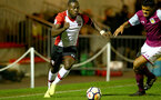 Olufela Olomola of Southampton during the U23 Premier League 2 match between Southampton and Aston Villa, 15th January 2018, pic by James Bridle