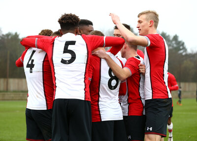 U18 Highlights: Saints 1-0 Fulham