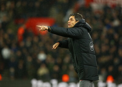 Pellegrino pleased with Saints attitude