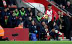 SOUTHAMPTON, ENGLAND - JANUARY 31: Sofiane Boufal of Southampton FC during the Premier League match between Southampton and Brighton and Hove Albion at St Mary's Stadium on January 31, 2018 in Southampton, England. (Photo by Matt Watson/Southampton FC via Getty Images)