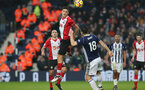 WEST BROMWICH, ENGLAND - FEBRUARY 03: Guido Carrillo of Southampton FC during the Premier League match between West Bromwich Albion and Southampton at The Hawthorns on February 3, 2018 in West Bromwich, England. (Photo by Matt Watson/Getty Images)