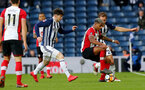 WEST BROMWICH, ENGLAND - FEBRUARY 17: Mario Lemina of Southampton during the Emirates FA Cup fifth round match between West Bromwich Albion and Southampton at The Hawthorns on February 17, 2018 in West Bromwich, England. (Photo by Matt Watson/Southampton FC via Getty Images)