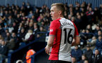 WEST BROMWICH, ENGLAND - FEBRUARY 17: James Ward-Prowse of Southampton during the Emirates FA Cup fifth round match between West Bromwich Albion and Southampton at The Hawthorns on February 17, 2018 in West Bromwich, England. (Photo by Matt Watson/Southampton FC via Getty Images)