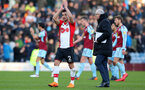 BURNLEY, ENGLAND - FEBRUARY 24: Cedric of Southampton during the Premier League match between Burnley and Southampton at Turf Moor on February 24, 2018 in Burnley, England. (Photo by Matt Watson/Southampton FC via Getty Images)