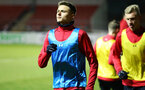SOUTHAMPTON, ENGLAND - FEBRUARY 26: Will Smallbone ahead of the U23s match between Southampton FC and Blackburn FC, PLCup match on February 26, 2018 in Leyland in Blackburn, England. (Photo by James Bridle - Southampton FC/Southampton FC via Getty Images)