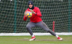 SOUTHAMPTON, ENGLAND - MARCH 02: Alex McCarthy of Southampton FC during a training session at the Staplewood Campus on March 2, 2018 in Southampton, England. (Photo by Matt Watson/Southampton FC via Getty Images)